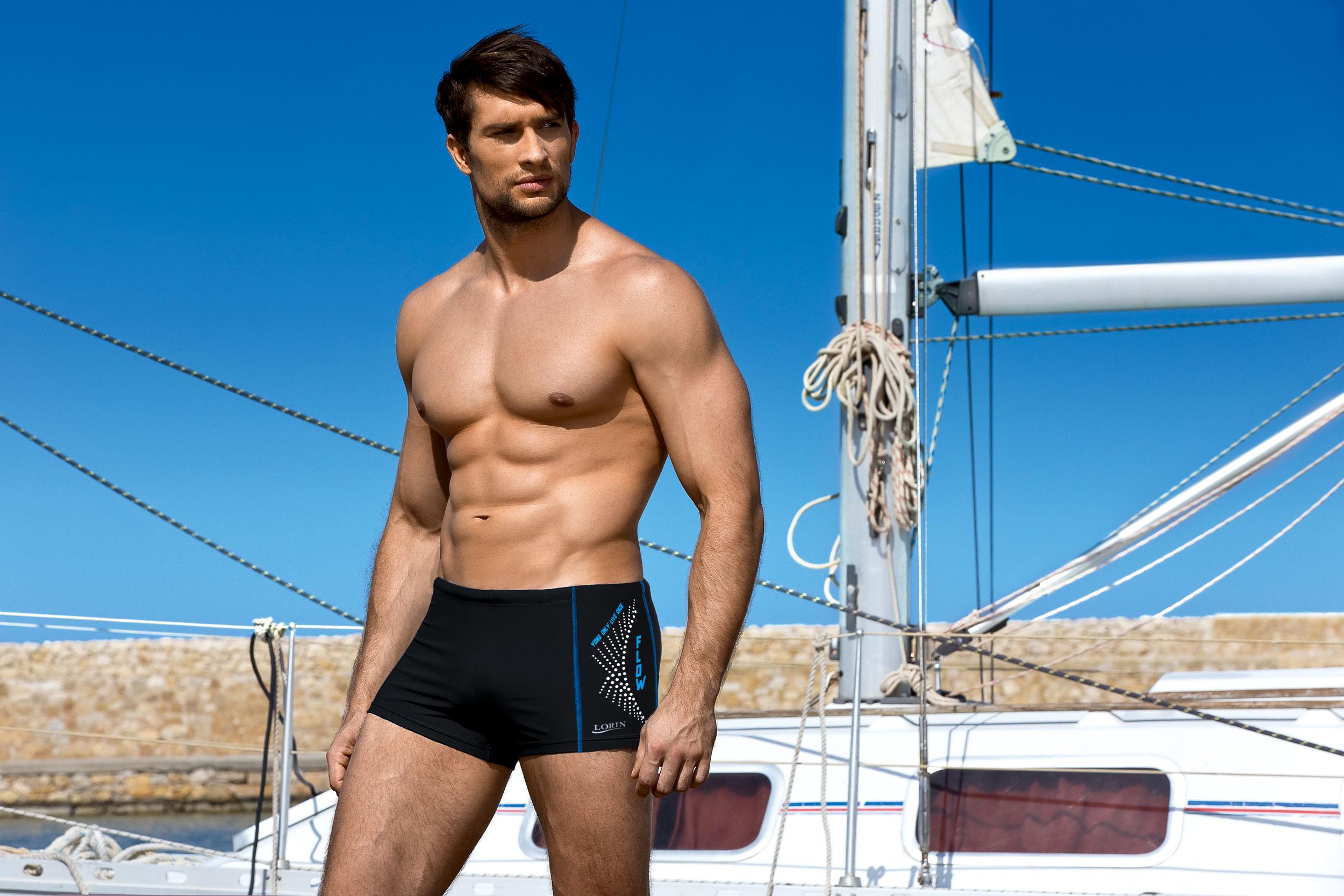 Badehose, Shorts und Boxershorts