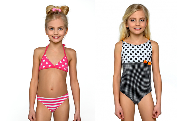 Kinder-Badeanzüge